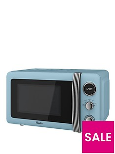 swan-sm22030bln-retro-20-litre-digital-microwave-blue