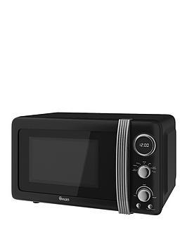 swan-sm22030bn-retro-20-litre-digital-microwave-black