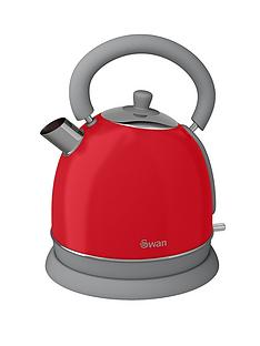 swan-sk261020rn-retro-dome-kettle-red