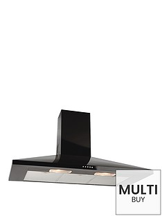 leisure-h91pk-90cm-chimney-cooker-hood-black