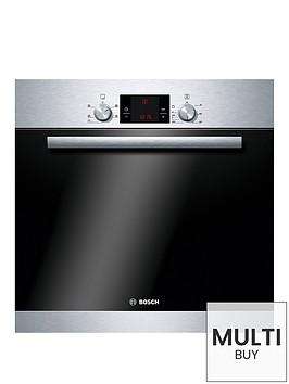 bosch-serie-6-hba13b150b-classixx-60cm-built-in-single-electric-oven-brushed-steel