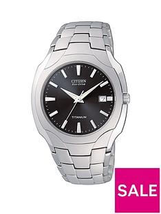 citizen-eco-drive-titanium-date-bracelet-mens-watch