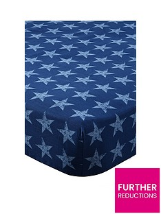 catherine-lansfield-stars-and-stripes-fitted-sheet