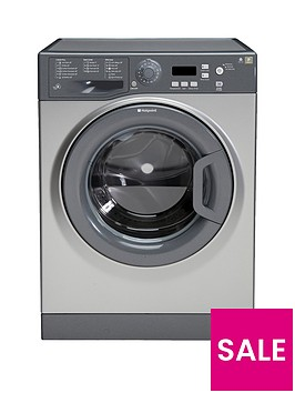 hotpoint-extra-wmxtf942g-9kg-load-1400-spin-washing-machine-graphite