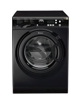 Hotpoint Extra Nswm943Cbs 9Kg Load, 1400 Spin Washing Machine - Black