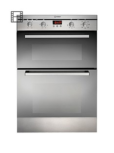 indesit-fimde23ixs-built-in-double-electric-oven-stainless-steel