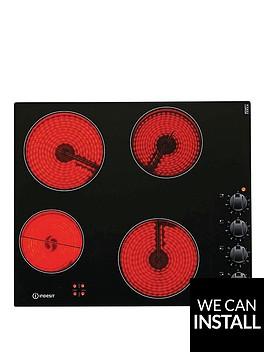 indesit-vrm640mc-60cm-built-in-ceramic-hob-black