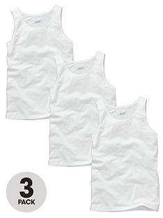 boss-core-3-pack-vests-white
