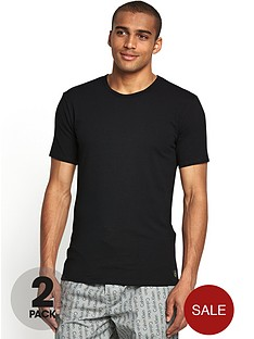 calvin-klein-mens-logo-t-shirts-2-pack-black