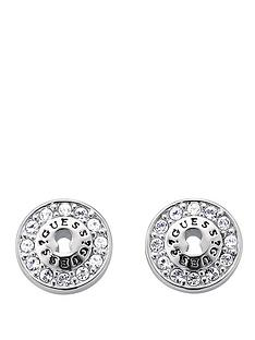 guess-crystal-detail-earrings