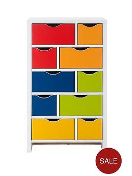kidspace-jazz-10-drawer-chest-multi