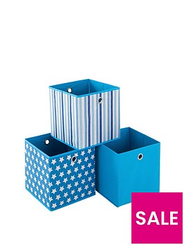 ideal-stars-set-of-3-kids-storage-boxes