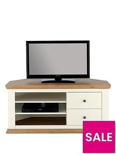Easton Corner TV Unit - fits up to 55 inch TV