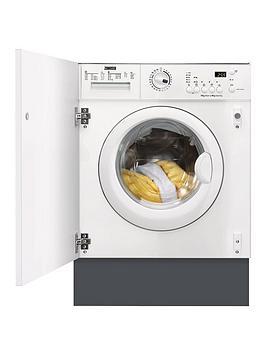 Zanussi Zwi71401Wa 7Kg Load, 1400 Spin Integrated Washing Machine Review thumbnail