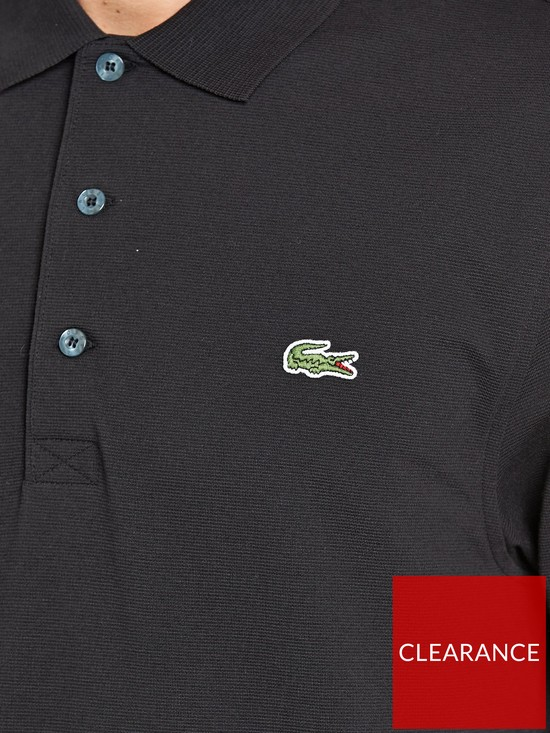 460d0d5686f65b ... Lacoste Mens Core Polo Shirt. View larger