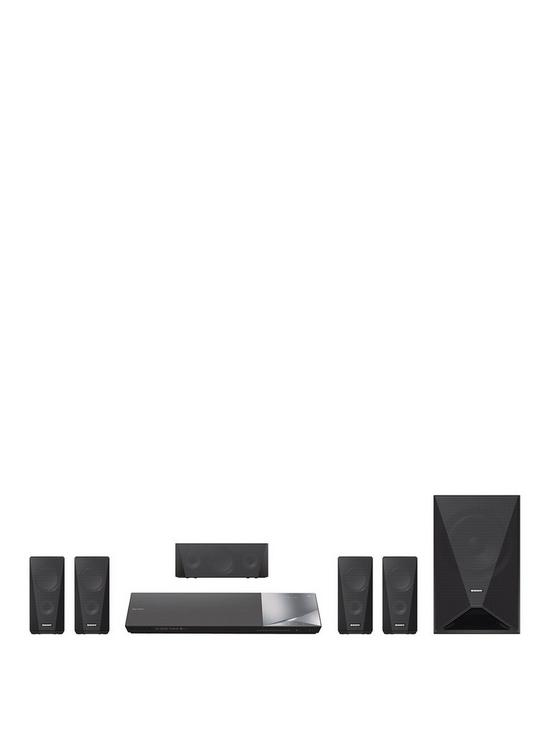 03faa160866 Sony BDV-N5200W 1000-watt 3D Blu-ray Home Cinema System - Black ...
