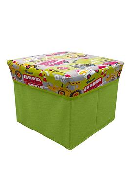 roadworks-novelty-kids-storage-cube