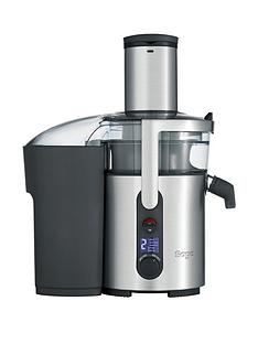 Sage by Heston Blumenthal BJE520UK 1300-watt Nutri Juicer Plus