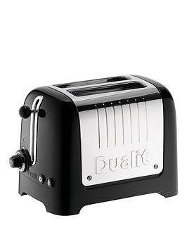 dualit-26205-lite-2-slice-toaster-black-gloss