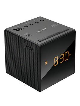 Sony Icf-C1 Clock Radio - Black