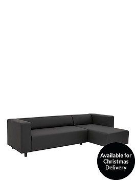 clarke-faux-leather-3-seater-right-hand-corner-chaisebr-br