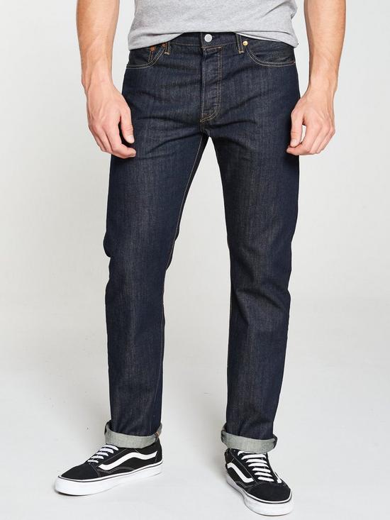 6adae6b8e4cb3e Levi's 501 Original Fit Jeans - Marlon | very.co.uk