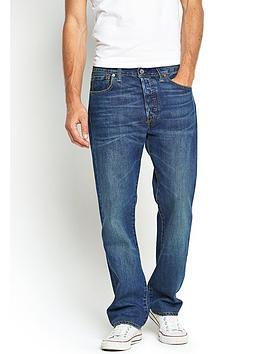 Mens Premium Original Fit Jeans