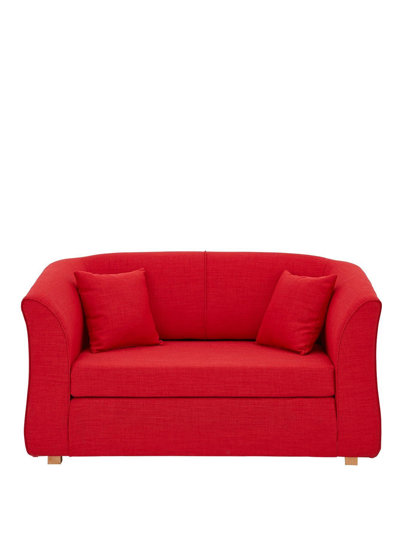 fabric sofas red sofas home garden www very co uk rh very co uk Modern Fabric Sofa Modern Fabric Sofa