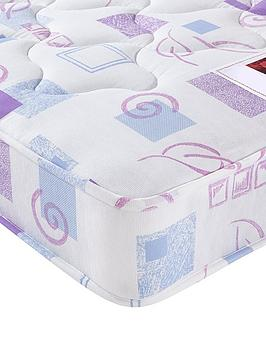 Airsprung Standard Rolled Single Mattress - Next Day Delivery (90 Cm)