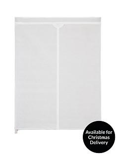 Ideal Double Canvas Wardrobe