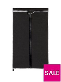 Ideal Single Canvas Wardrobe
