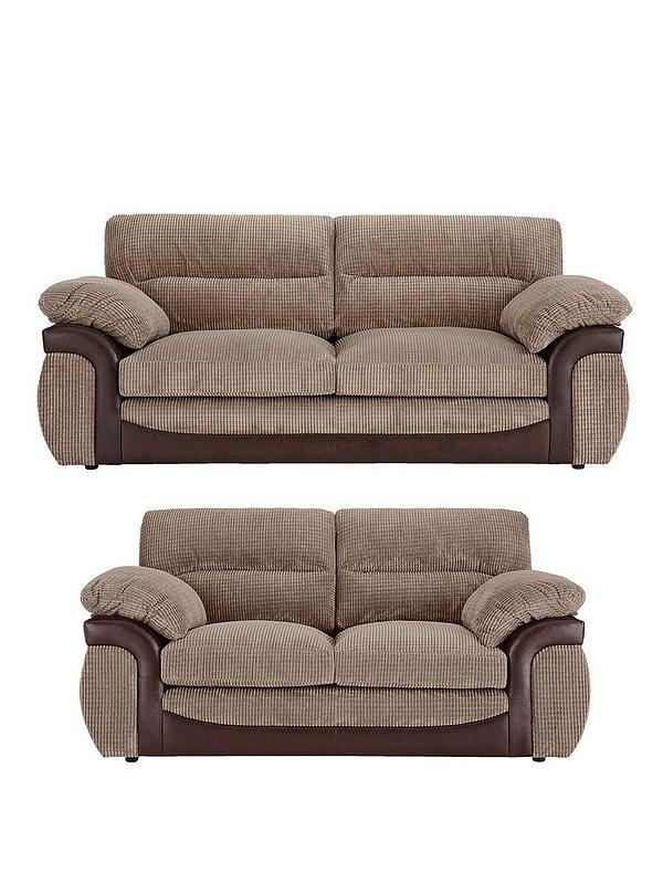 Lyla 3 Seater 2 Sofa Set, Sofa Set Photos