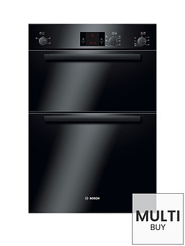 bosch-hbm13b261b-classixx-built-in-multi-function-hot-air-double-oven-black