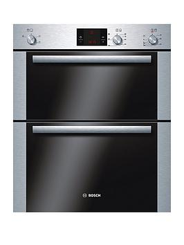 bosch-hbn13b251b-classixx-60cm-built-under-double-hot-air-oven-brushed-steelnbsp