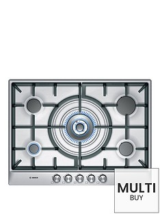 bosch-serie-6-pcq715b90e-built-in-5-zone-gas-hob-with-wok-style-central-burner-stainless-steel