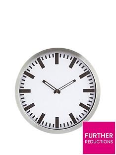 aluminium-wall-clock