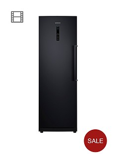 samsung-rz28h6150bc-60cm-frost-free-tall-larder-freezer-with-all-around-cooling-system-black