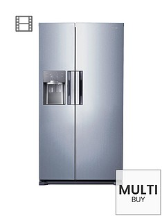 samsung-rs7667fhcsleu-frost-free-american-style-fridge-freezer-with-clearview-icemakernbsp--silver