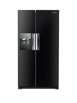 samsung-rs7667fhcbceu-frost-free-american-style-fridge-freezer-with-twin-cooling-plustrade-system-blackbr-5-year-samsung-parts-and-labour-warranty