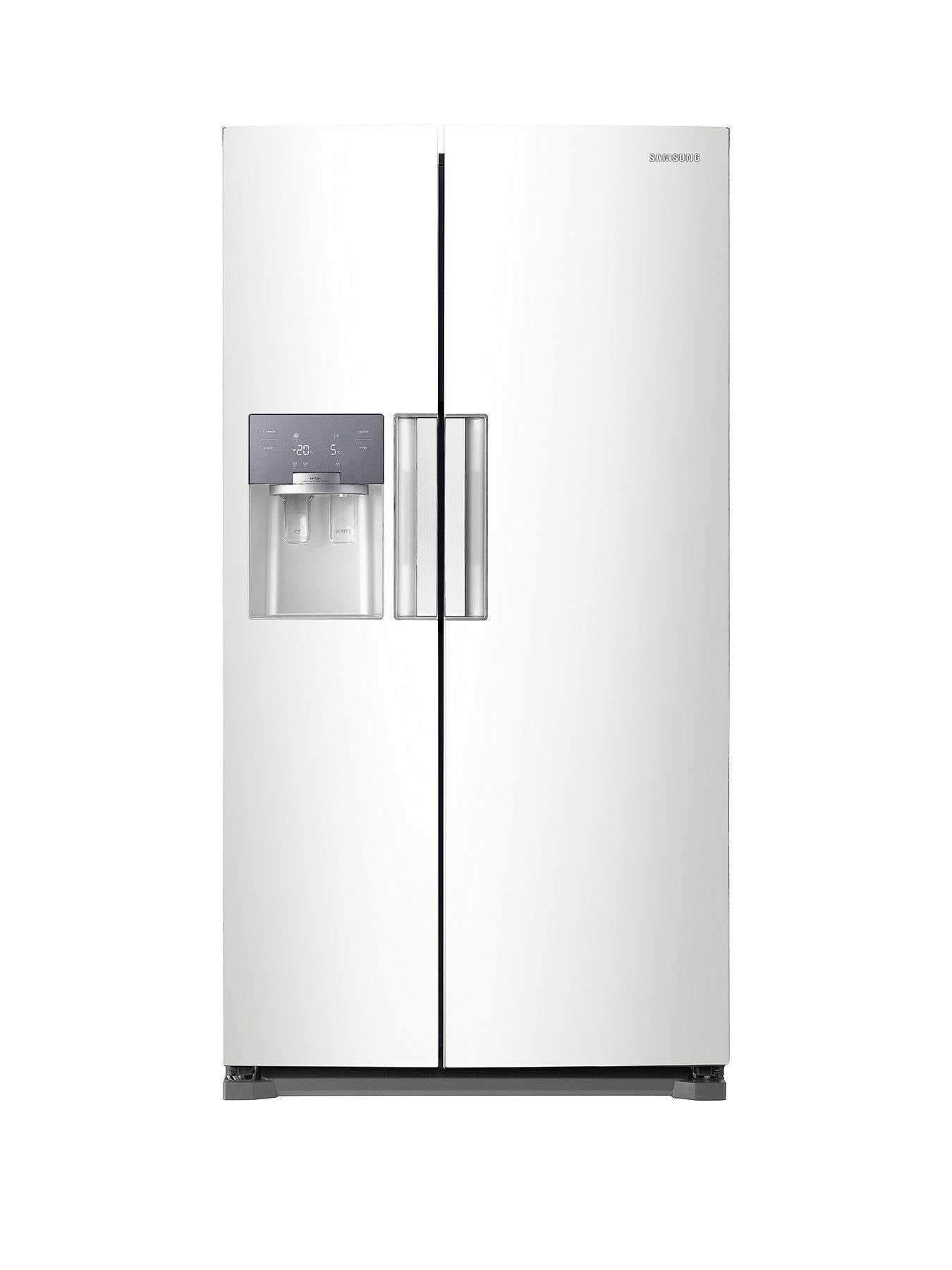 samsung frostfree fridge freezer with twin cooling plus system white