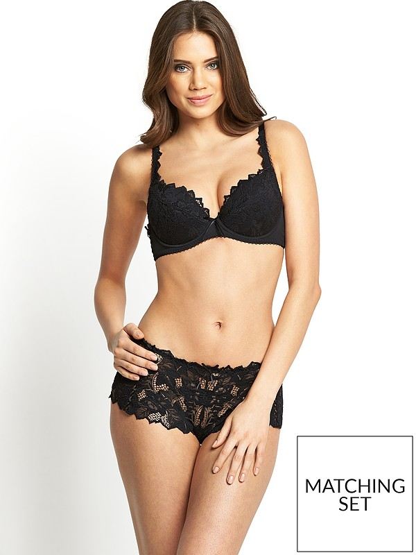 so cheap how to get affordable price Valentines Fiore Padded Plunge Bra
