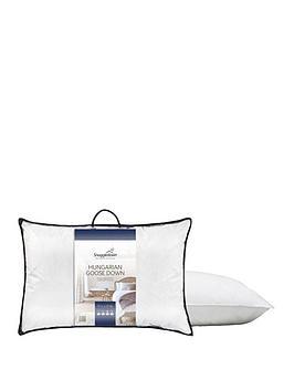 Snuggledown Of Norway Hungarian Goose Down Pillow