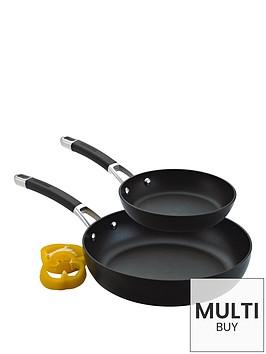 circulon-premier-professional-frying-pans-twin-pack