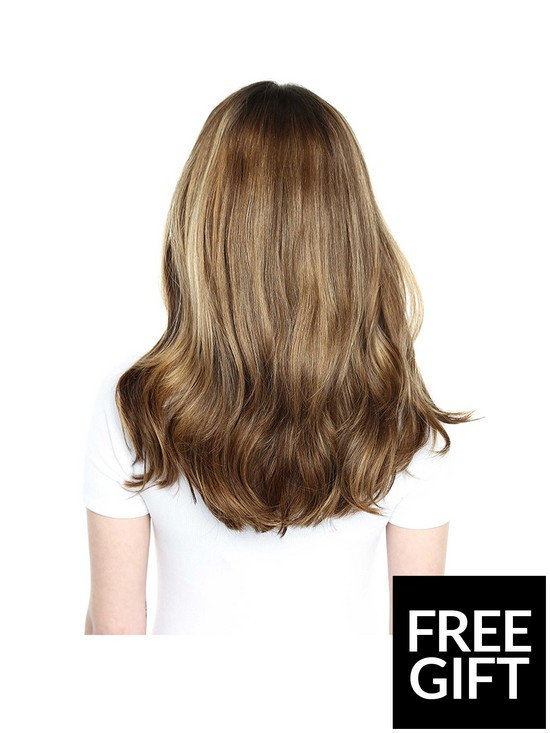 Beauty Works Deluxe Clip In Extensions 16 Inch 100 Remy Hair 140