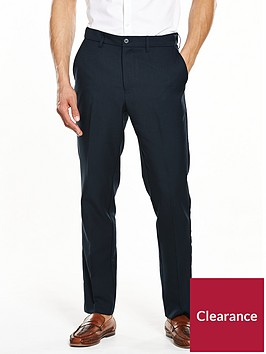 farah-classic-mens-flexiwaist-trousers-navy