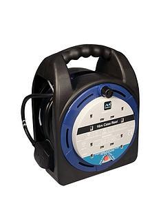 masterplug-13-amp-extension-cord-4-sockets-medium-case-reel-16-m