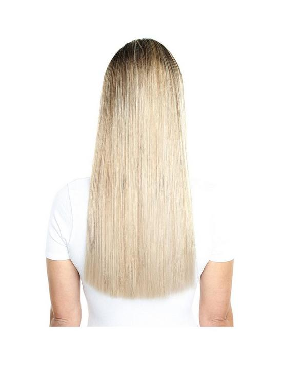 Beauty Works Deluxe Clip In Extensions 18 Inch 100 Remy Hair 140