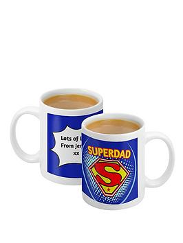 personalised-super-dad-mug