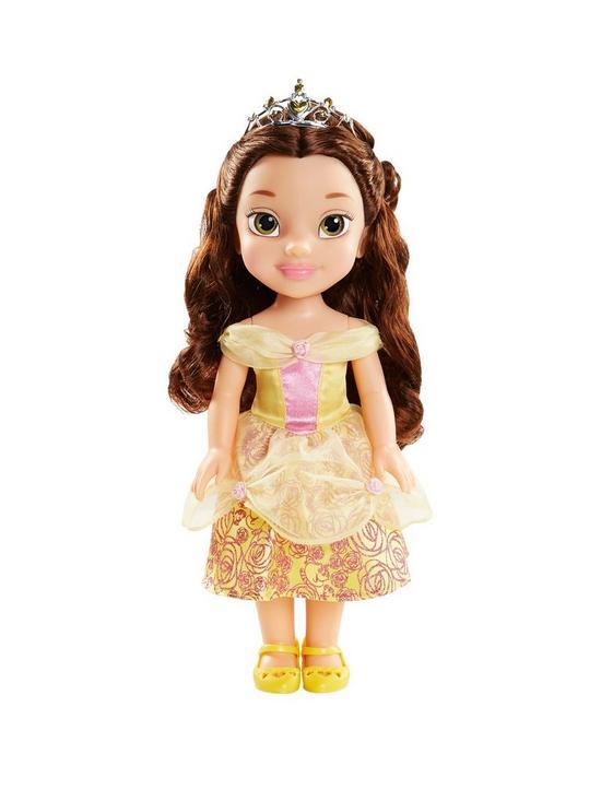 Disney My First Princess Toddler Belle Doll