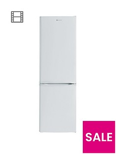 Hoover HSC185WE 60cm Fridge Freezer - White